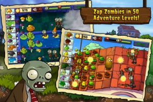 Plants vs Zombies Image One