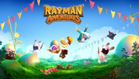 Rayman easter