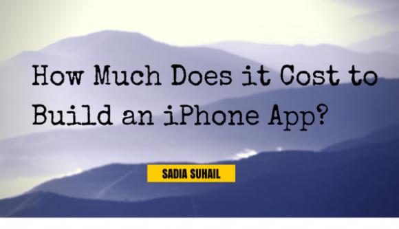 cost of app