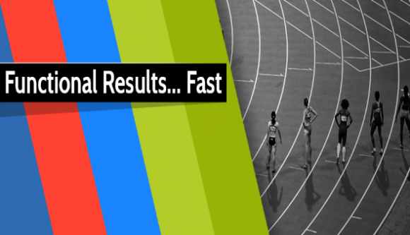fast fitness banner