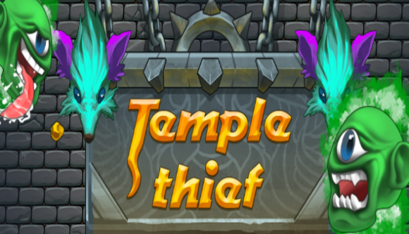 temple thief banner
