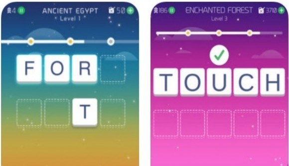 word travel game