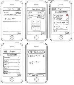 sketch app idea